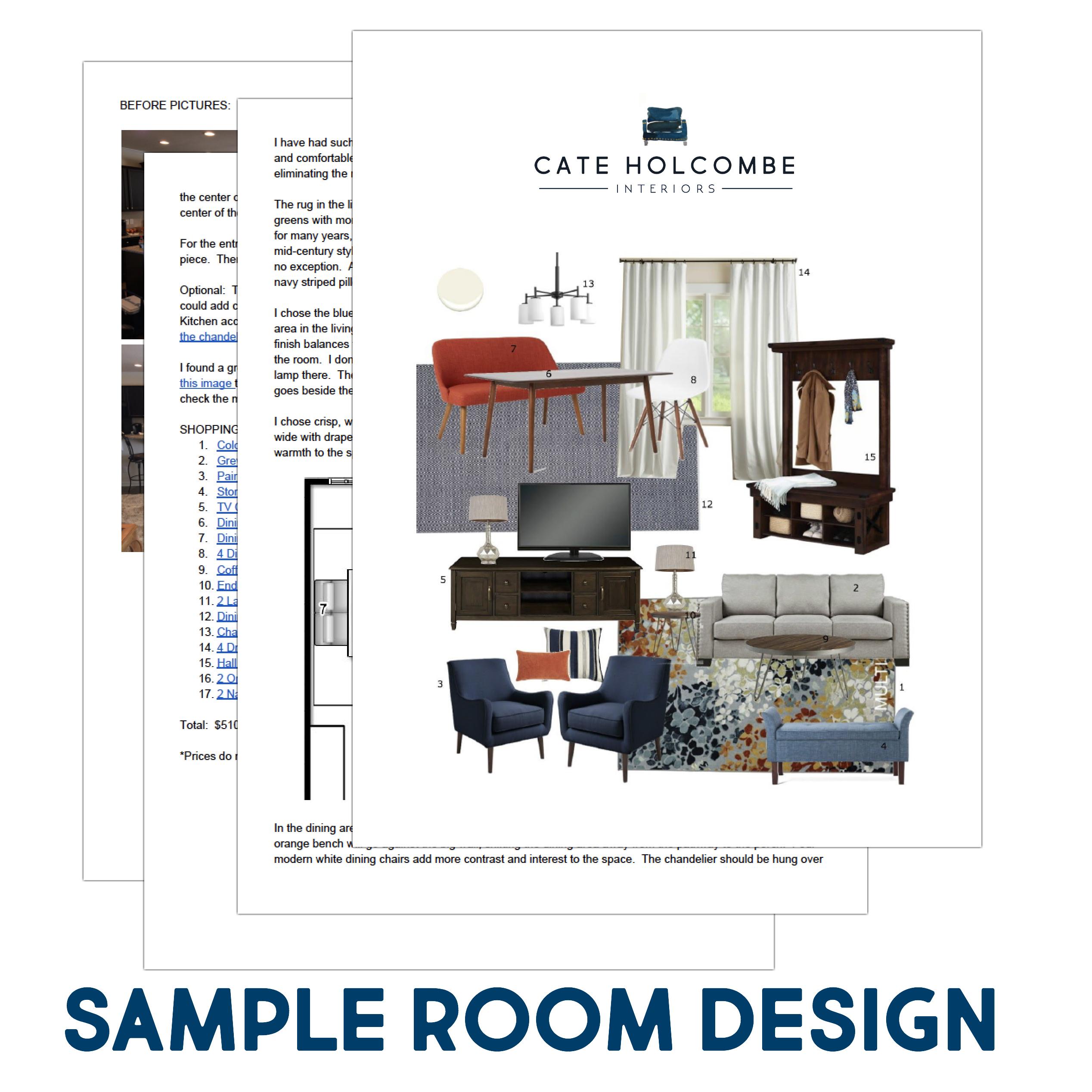 Redecorate Room Design