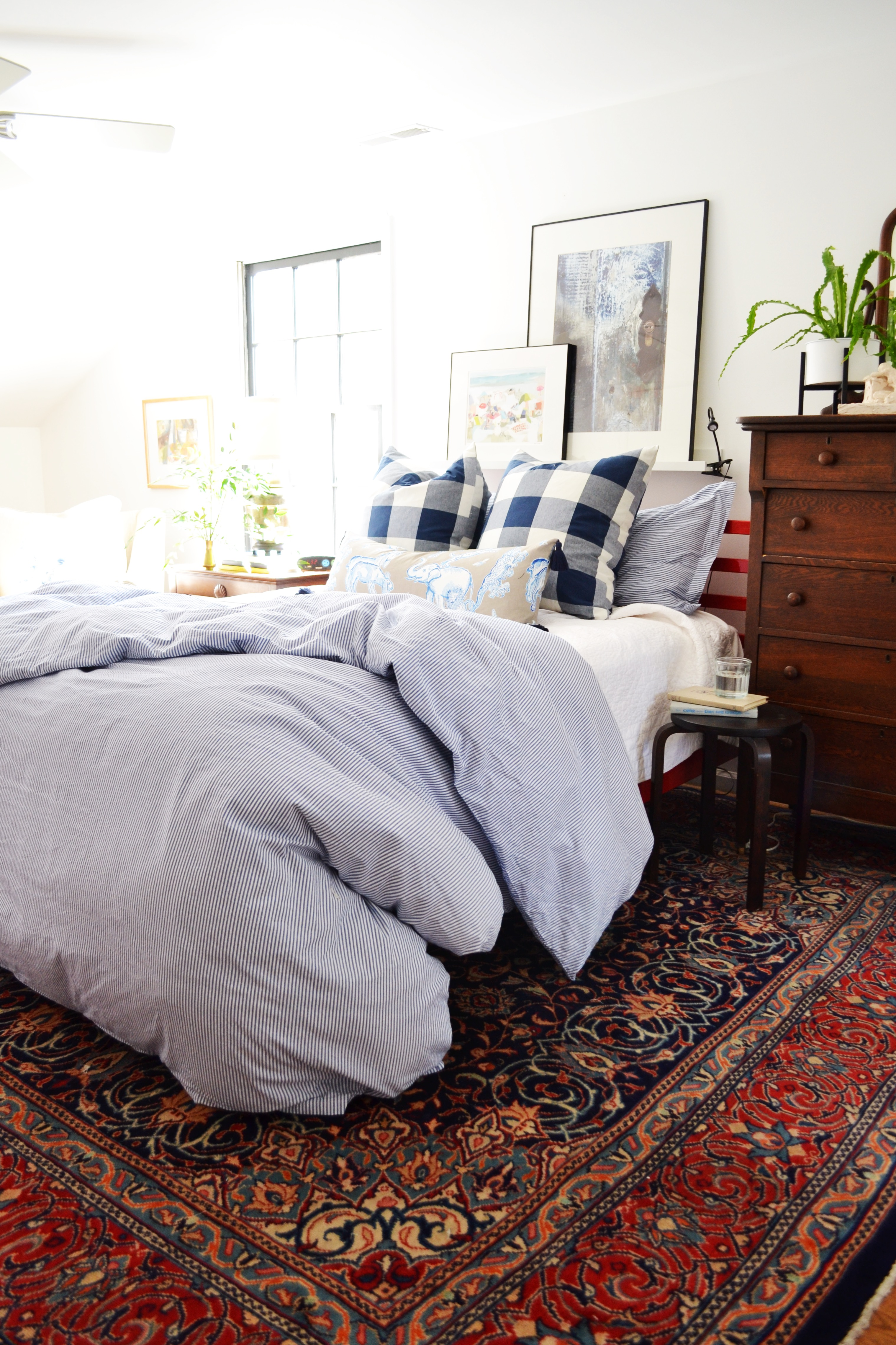 How To Make An Irresily Comfortable Bed Cate Holcombe Interiors